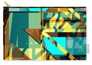 Abstract Sin 24 Carry-all Pouch