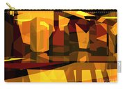 Abstract Sin 27 Carry-all Pouch