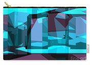Abstract Sin 29 Carry-all Pouch
