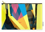 Abstract Sine L 16 Carry-all Pouch