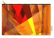 Abstract Sine L 17 Carry-all Pouch