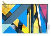 Abstract Sine L 18 Carry-all Pouch