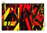 Abstract Sine L 20 Carry-all Pouch