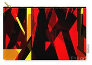 Abstract Sine L 21 Carry-all Pouch