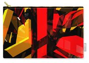 Abstract Sine L 5 Carry-all Pouch