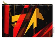 Abstract Sine P 2 Carry-all Pouch