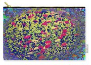 Abstract Spring Carry-all Pouch