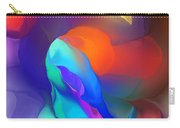 Abstract Still Life Objects De Art Carry-all Pouch