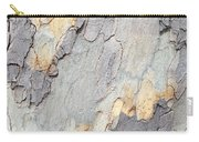 Abstract Tree Bark II Carry-all Pouch