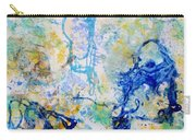 Abstract Under Water Carry-all Pouch