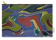 Abstract Xii Carry-all Pouch
