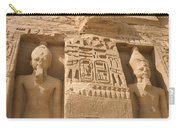 Abu Simbel Temple Carry-all Pouch