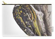 Acacia Pied Barbet Carry-all Pouch