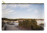 Access To The Beach Of Es Trenc Carry-all Pouch