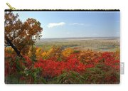 Across The Big Muddy Carry-all Pouch