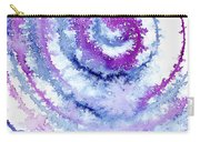 Acrylic Fractals Carry-all Pouch