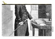 Adam Smith, Scottish Philosopher & Carry-all Pouch