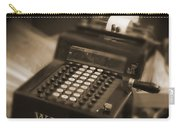 Adding Machine Carry-all Pouch