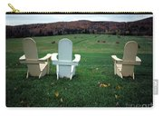 Adirondack Chairs Carry-all Pouch