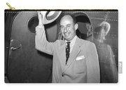 Adlai Stevenson (1900-1965) Carry-all Pouch by Granger