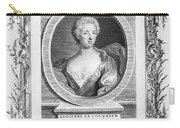 Adrienne Lecouvreur Carry-all Pouch