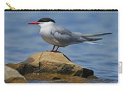 Adult Common Tern Carry-all Pouch