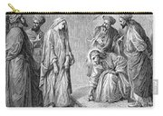 Adulterous Woman Carry-all Pouch