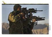 Afghan National Army Commandos Aim Carry-all Pouch