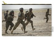 Afghan National Army Soldiers Run Carry-all Pouch