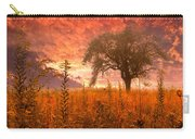 Aflame Carry-all Pouch by Debra and Dave Vanderlaan