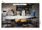 Aflutter Model Of A Kc-135 Stratotanker Carry-all Pouch