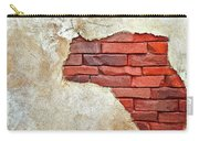 Africa In Bricks Carry-all Pouch