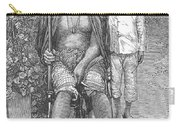 Africa: Makololo Chief Carry-all Pouch