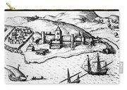 Africa: Portuguese Fort Carry-all Pouch