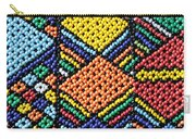 African Beadwork 2 Carry-all Pouch
