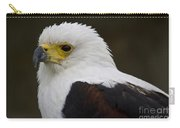 African Fish Eagle 1 Carry-all Pouch