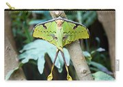 African Moon Moth 1 Carry-all Pouch