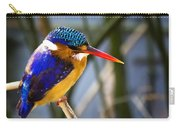 African Pigmy Kingfisher Carry-all Pouch