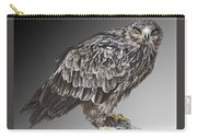 African Tawny Eagle Carry-all Pouch