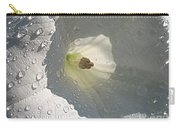 After The Rain..datura Innoxia Carry-all Pouch