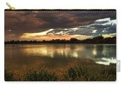 Afterglow Carry-all Pouch by Saija  Lehtonen