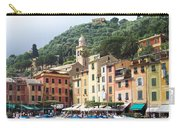 Afternoon In Portofino Carry-all Pouch