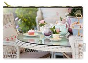 Afternoon Tea And Cakes Carry-all Pouch