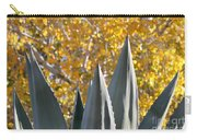 Agave Spikes In Autumn Carry-all Pouch