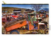 Aging Dump Truck Carry-all Pouch