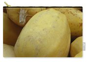 Aging Spaghetti Squash  Carry-all Pouch