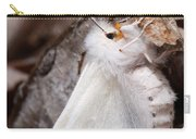 Agreeable Tiger Moth With Ant Carry-all Pouch