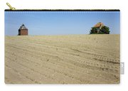 Agricultural Landscape. Limagne. France Carry-all Pouch