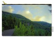 Ah To Live On Vail Mountain Carry-all Pouch