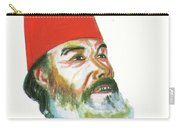 Ahmed Messali Hadj Carry-all Pouch
